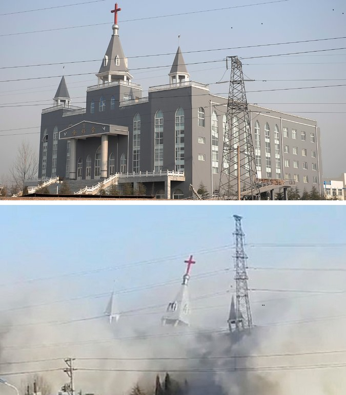 Christian Persecution in China