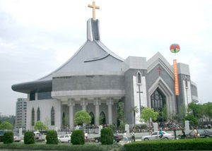 Churches in China