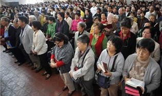 How Many Christians in China